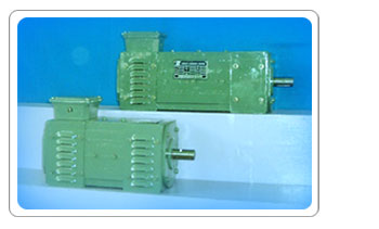 Laminated Yoke DC Motors